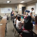 Students build solar cars